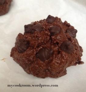 Nutela Melted Cookies mycookroom.wordpress.com